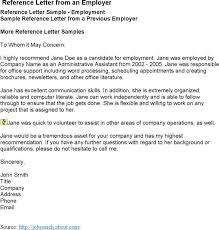 download job reference letter from employer for free tidyform