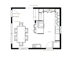 floor plan lay out kitchen floor plans interior design for contemporary small kitchen