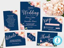 wedding invitation software the 25 best blush wedding invitation sets ideas on