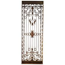 large wrought iron gate circa 1880 for sale at 1stdibs