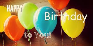 birthday congratulations