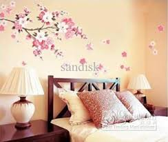 Diy Bedroom Wall Decor Best Best Ideas About Room Decorations On - Flower designs for bedroom walls