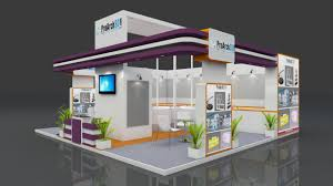 exhibition booth design 8 mtr x 8 mtr 3 sides open free download