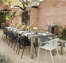Cb2 Outdoor Furniture A Midsummer Night U0027s Color Scheme U2013 Hommemaker