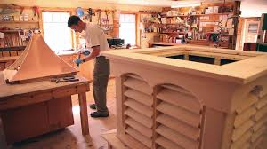 Country Cupola Furniture Crafting Cupolas Youtube