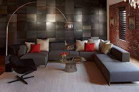 l shaped living room furniture arrangementchristmas house tour
