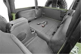 bedrug bedtred premium jeep wrangler floor u0026 cargo liner