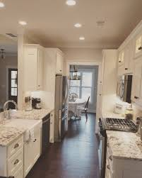 modren best galley kitchen design designs decoholic intended