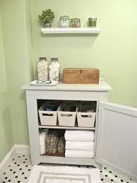 bathroom small bathroom shelving ideas white polished teak wood