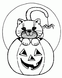 100 halloween coloring pages printable free marvelous happy