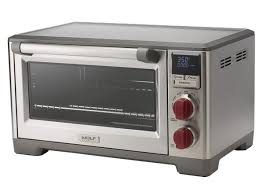 Toaster Convection Oven Ratings Wolf Gourmet Countertop Wgco100s Oven Toaster