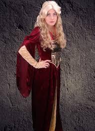 Create Halloween Costume Creating Costume Inspired Cersei Lannister