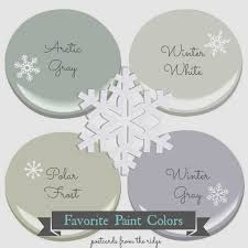 deep freeze edition favorite paint colors postcards from the ridge