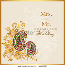 wedding card for indian wedding card stock images royalty free images vectors