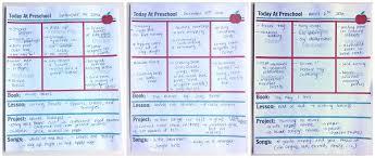 preschool lesson plan template sample preschool lesson plan 9