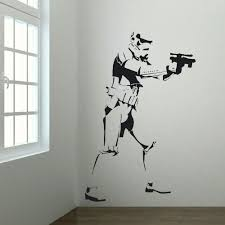 wall stickers extra large large wall sticker storm trooper starwars download