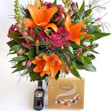 baileys bliss flower bouquets free delivery flying flowers