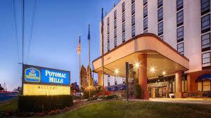Potomac Mills Mall Map Hotels Near Potomac Mills Outlet Mall Best Western Potomac Mills