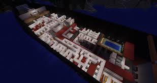 titanic floor plan 1 1 rms titanic build screenshots show your creation minecraft