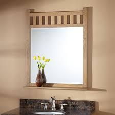 Bathroom Mirror With Shelf 30