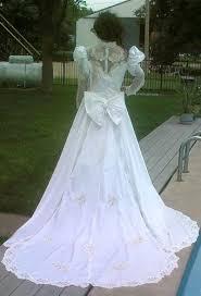 80s wedding dress ebay