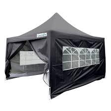 Steel Pop Up Gazebo Waterproof by Quictent Silvox Waterproof 10x10 U0027 Ez Pop Up Canopy Gazebo Photo