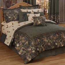 Country Style King Size Comforter Sets - rustic bedding cabin place