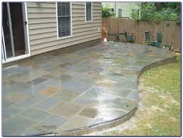 Building Flagstone Patio Build A Flagstone Patio On Uneven Ground Patios Home Design