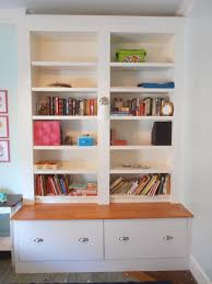 Kitchen Shelves Instead Of Cabinets Ikea Billy Bookcases Ikea Fridge Cabinets With Drawers Instead Of