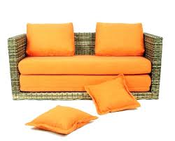 rattan sleeper sofa wicker sleeper sofa informando co