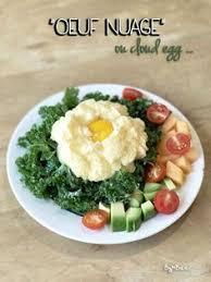 brouillon de cuisine oeuf nuage ou cloud egg mes brouillons de cuisine p