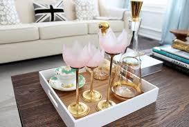 coffee tables appealing gold coffee table tray decor roy home