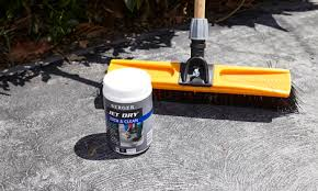 how to paint a concrete driveway bunnings warehouse