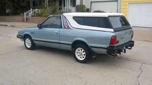 subaru camping trailer 5 700 bi drive 1986 subaru brat gl
