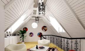 attic room hall design home ideas decor gallery