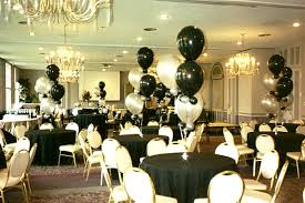 Download Black And White Wedding Decorations Reception