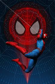 spider man homecoming swing by john aslarona png 667 1000