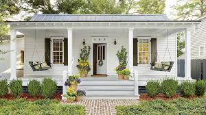 Southern Home Remodeling 6 Tips For Living In A 660 Square Foot Cottage Southern Living