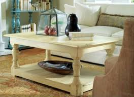 Ivory Coffee Table Coffee Table Displays Cottage Bungalow