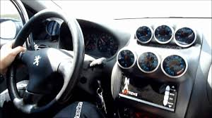 peugeot gti 206 peugeot 206 gti turbo what torque steer youtube