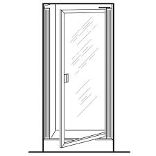 Shower Glass Door Parts Lovely Plain Ideas Shower Door Handle Replacement Stupefying Glass