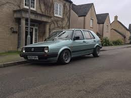 1991 volkswagen vw golf mk2 mark 2 retro classic 1 6 cl in truro
