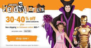 Halloween Costumes Promo Code Halloween Costumes 30 40 Meijer Shopper U0027s