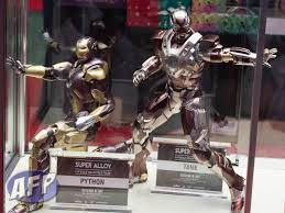 Ironman House Nycc 2013 Play Imaginative Super Alloy Iron Man Quarter Scale