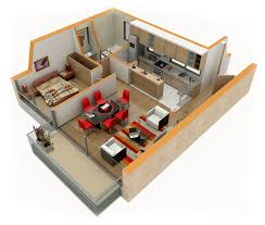 living room floor plan new 3d house blueprints and plans with suite living room and