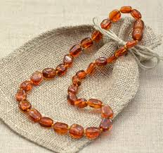 jewelry amber necklace images Amber teething necklace relieve teething pain naturally gif