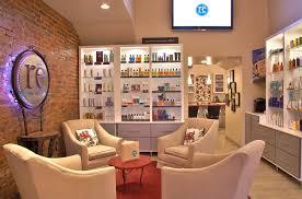 creative spa salon furniture modern rooms colorful design luxury