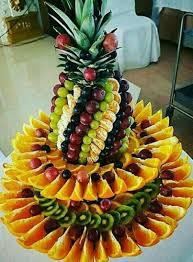 fruit displays fruit platter ideas queenspiceitup4 party platter