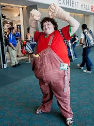 Wreck It Ralph Costume 21 Creative Cosplay Costume Ideas For A Fat Guy Xcoos Blog