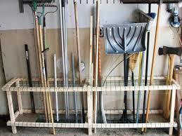 Diy Garden Tool Storage Ideas Garden Tool Storage Ideas Gardening Design